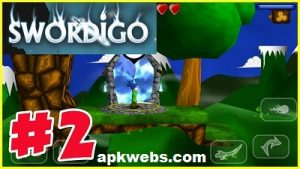 Swordigo Part 2 Game APK Latest version