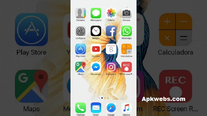 iLauncher Apk Pro Latest v3 8 4 6 OS 11-12 Free Download 2019