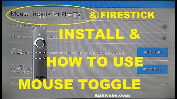 Download Mouse Toggle for Fire Tv Apk