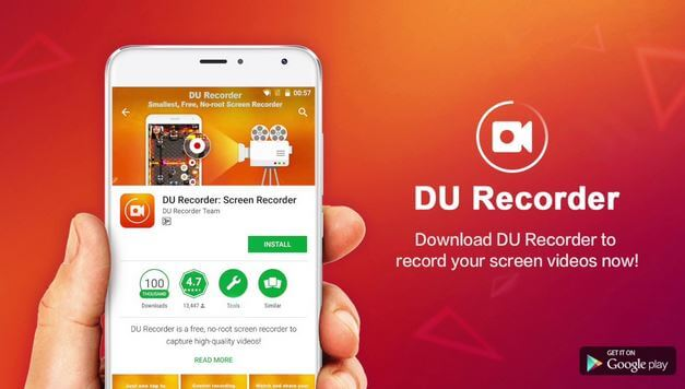 Du Recorder Apk Free Download